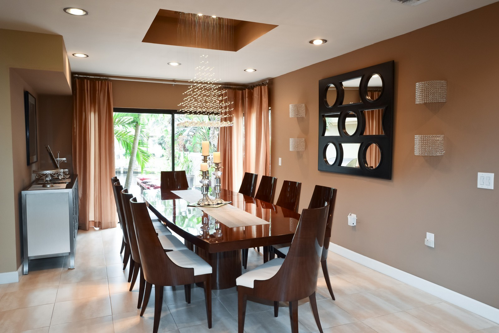 Real Estate Photography - 610 Carriage Hill Ln, Boca Raton, FL, 33486 - Dining Room