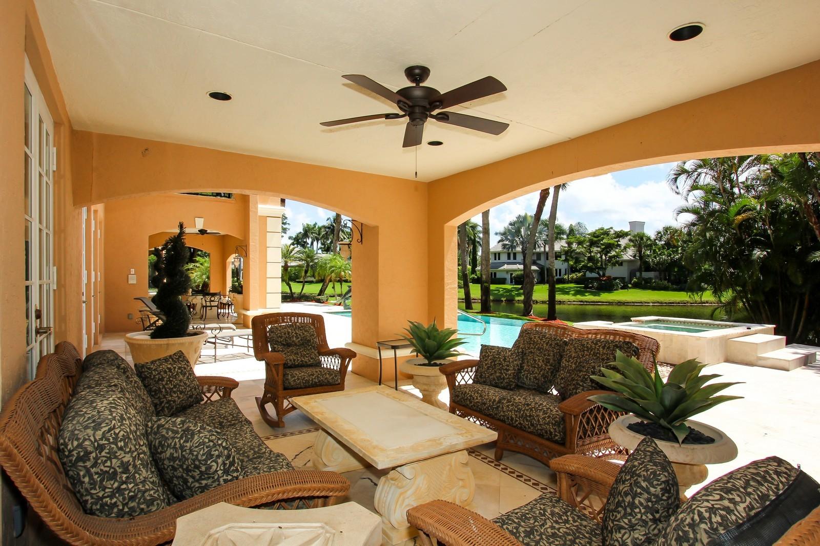 Real Estate Photography - 7015 Ayrshire Ln, Boca Raton, FL, 33496 - Location 2