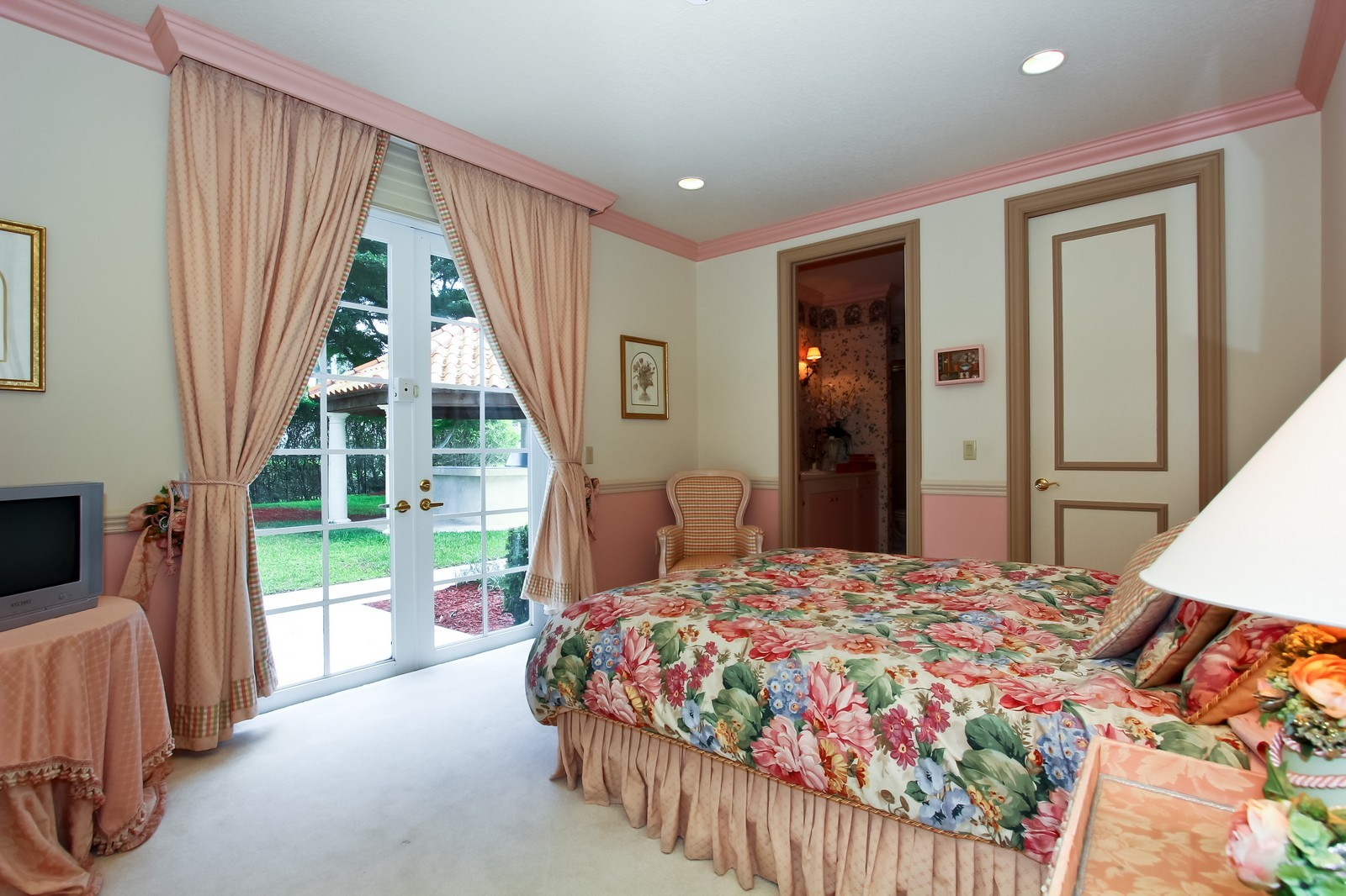 Real Estate Photography - 7015 Ayrshire Ln, Boca Raton, FL, 33496 - 2nd Bedroom