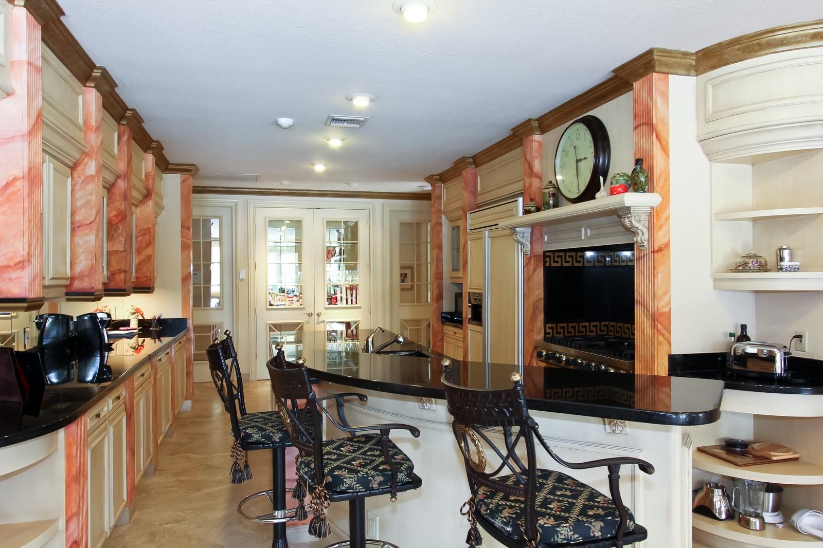 Real Estate Photography - 7015 Ayrshire Ln, Boca Raton, FL, 33496 - Kitchen