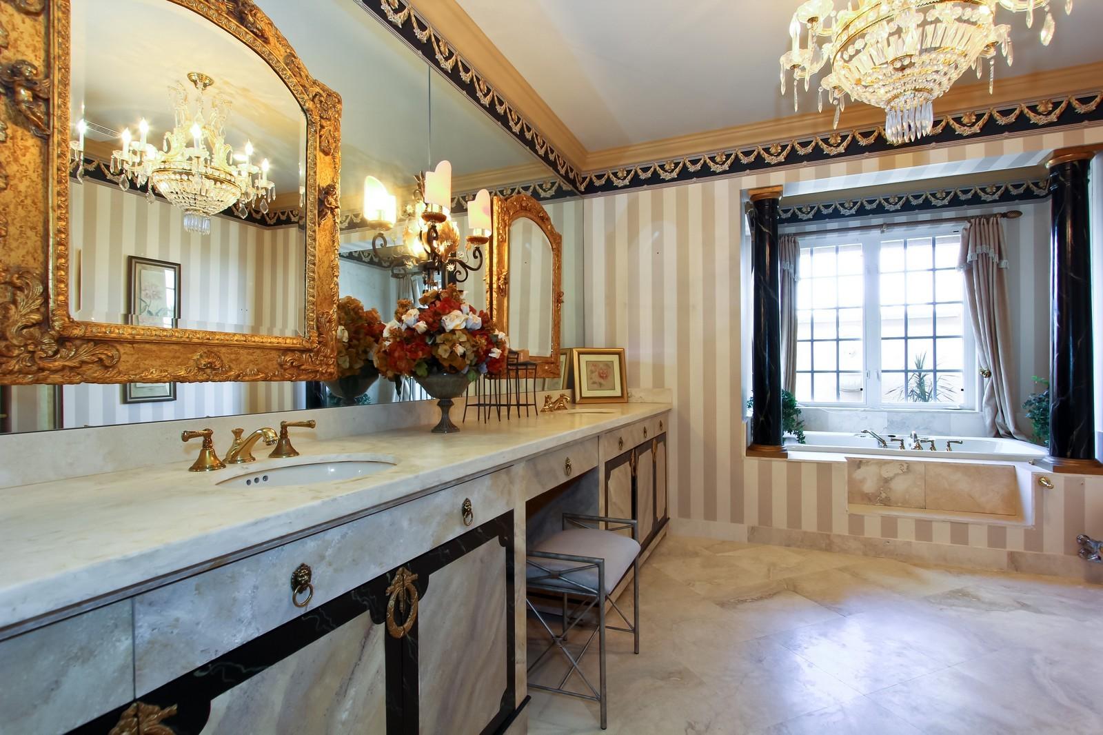 Real Estate Photography - 7015 Ayrshire Ln, Boca Raton, FL, 33496 - Bathroom