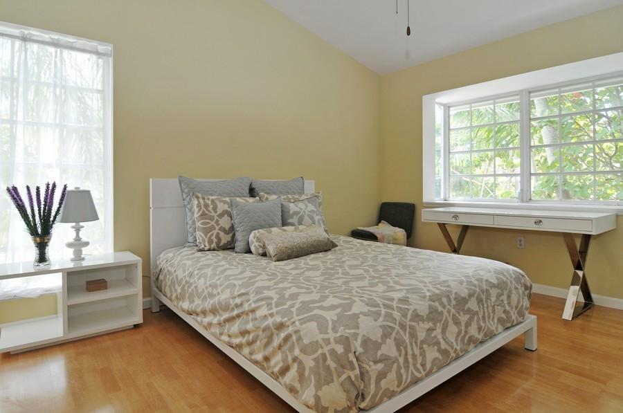 Real Estate Photography - 3015 Orange St, Miami, FL, 33133 - 2nd Bedroom