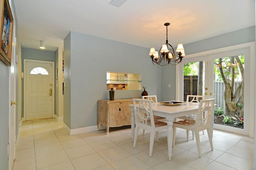 Real Estate Photography - 3015 Orange St, Miami, FL, 33133 - Dining Room