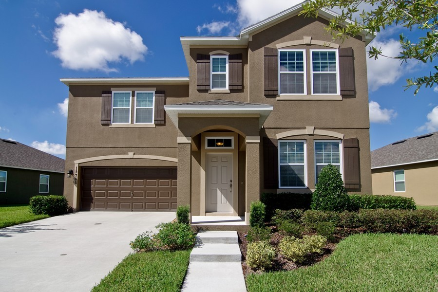 Real Estate Photography - 12766 Garridan Ave, Windermere, FL, 34786 - Front View