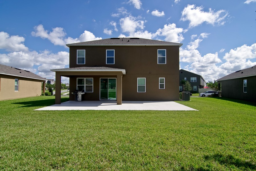 Real Estate Photography - 12766 Garridan Ave, Windermere, FL, 34786 - Rear View