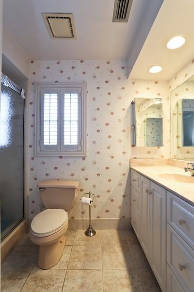 Real Estate Photography - 109 23rd St, Belleair Beach, FL, 33786 - Master Bathroom