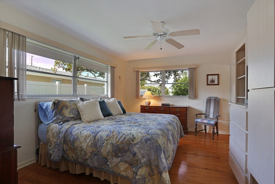 Real Estate Photography - 109 23rd St, Belleair Beach, FL, 33786 - Master Bedroom