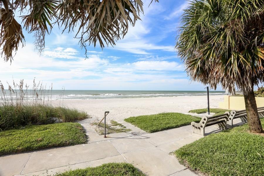 Real Estate Photography - 109 23rd St, Belleair Beach, FL, 33786 - Beach