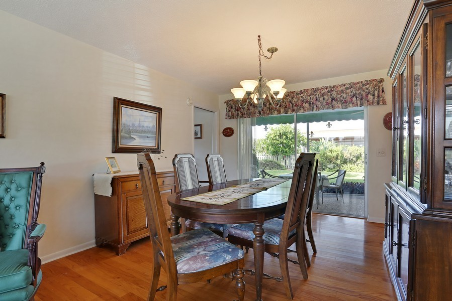 Real Estate Photography - 109 23rd St, Belleair Beach, FL, 33786 - Dining Room