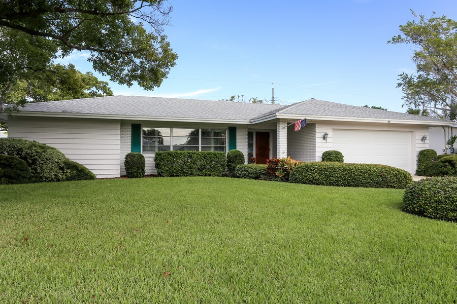 Real Estate Photography - 109 23rd St, Belleair Beach, FL, 33786 - Front View