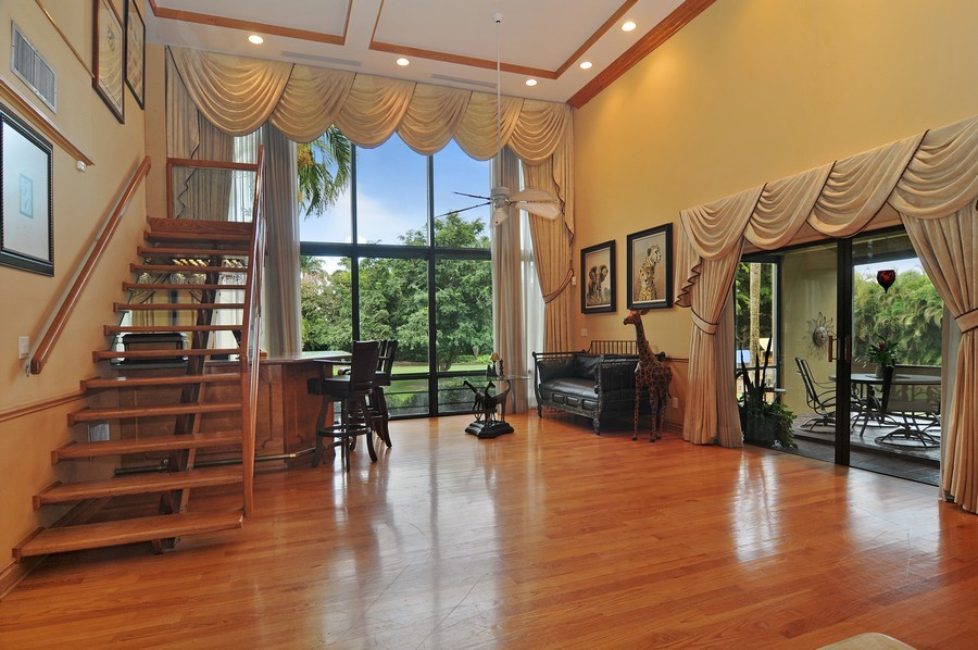 Real Estate Photography - 18900 sw 232th St., Miami, FL, 33170 - Great Room