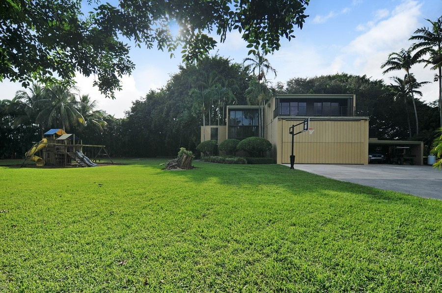 Real Estate Photography - 18900 sw 232th St., Miami, FL, 33170 - Back Yard