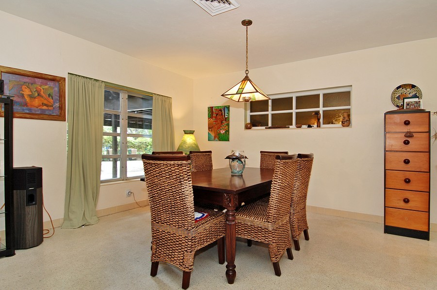 Real Estate Photography - 1549 SW 30 Pl, Ft Laud, FL, 33315 - Dining Room