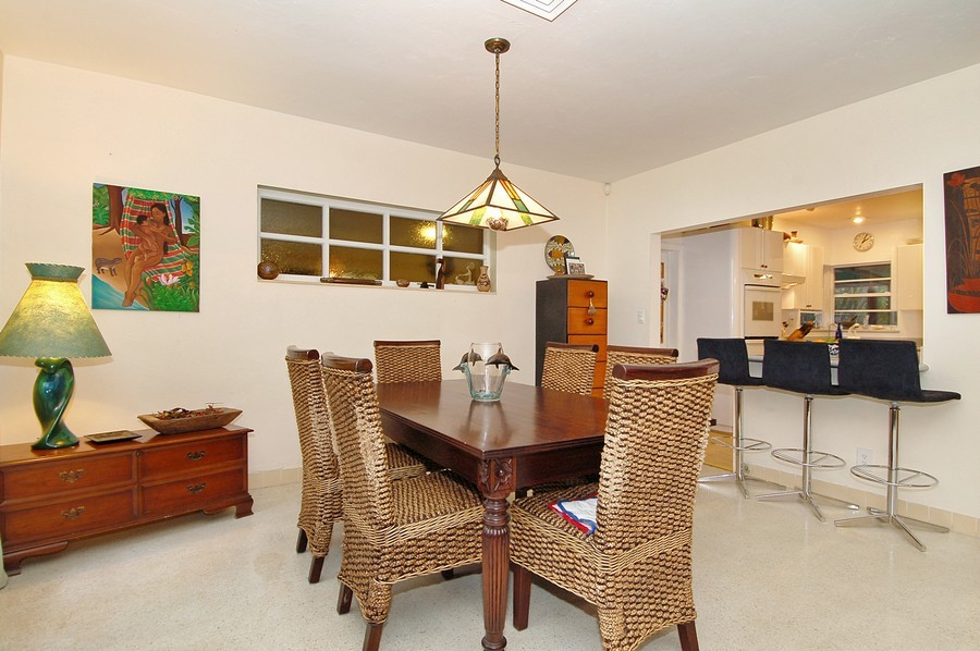 Real Estate Photography - 1549 SW 30 Pl, Ft Laud, FL, 33315 - Kitchen / Dining Room
