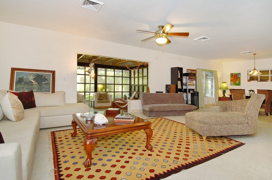 Real Estate Photography - 1549 SW 30 Pl, Ft Laud, FL, 33315 - Living Room / Dining Room
