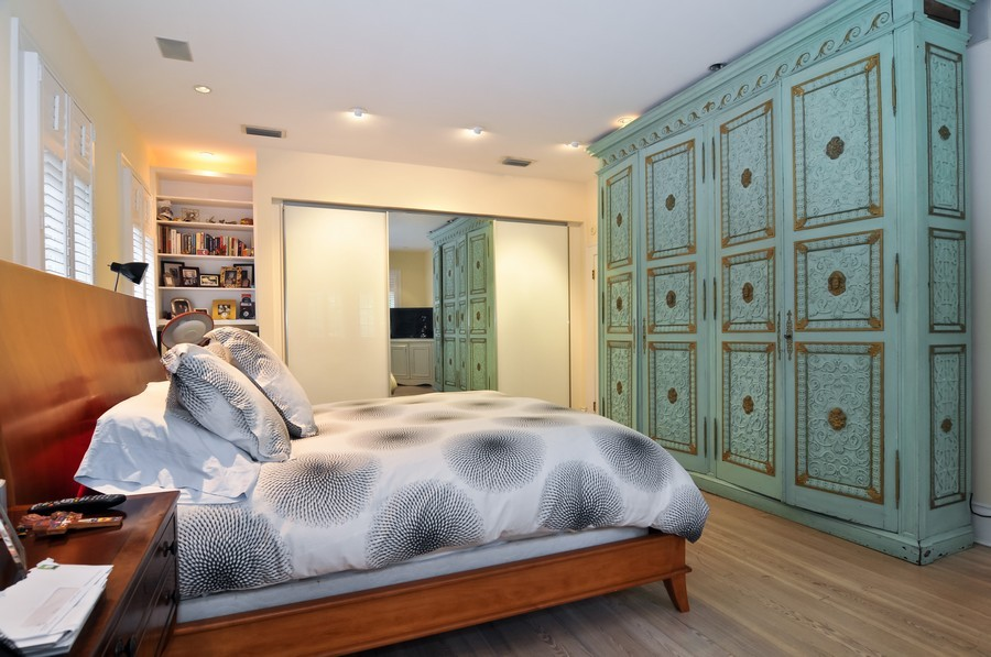 Real Estate Photography - 3838 N Bayshore Drive, Miami, FL, 33137 - Master Bedroom