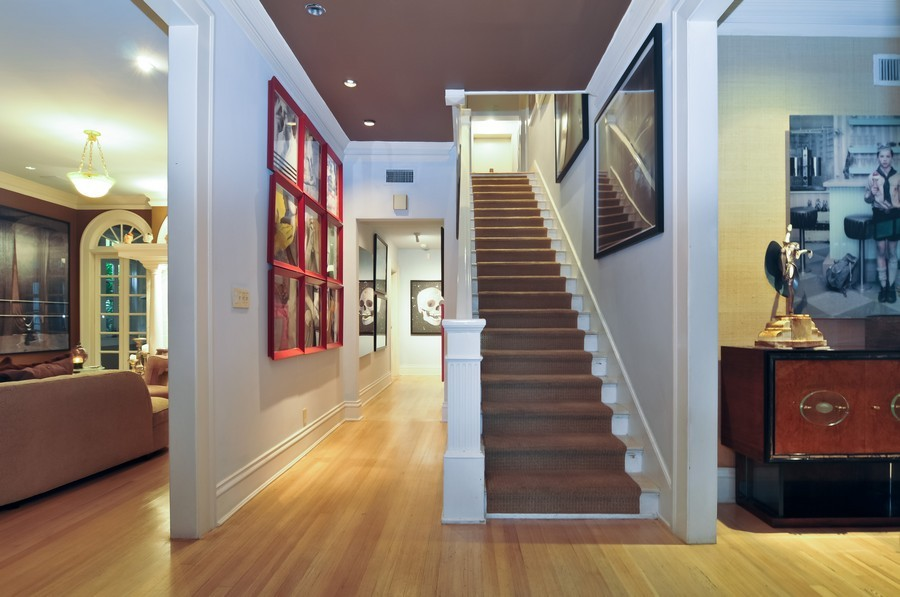 Real Estate Photography - 3838 N Bayshore Drive, Miami, FL, 33137 - Foyer