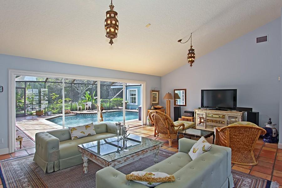 Real Estate Photography - 108 Olympus Way, Jupiter, FL, 33477 - Living Room