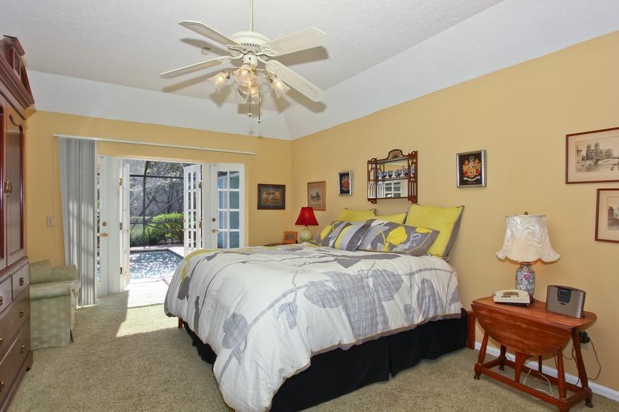 Real Estate Photography - 108 Olympus Way, Jupiter, FL, 33477 - Master Bedroom