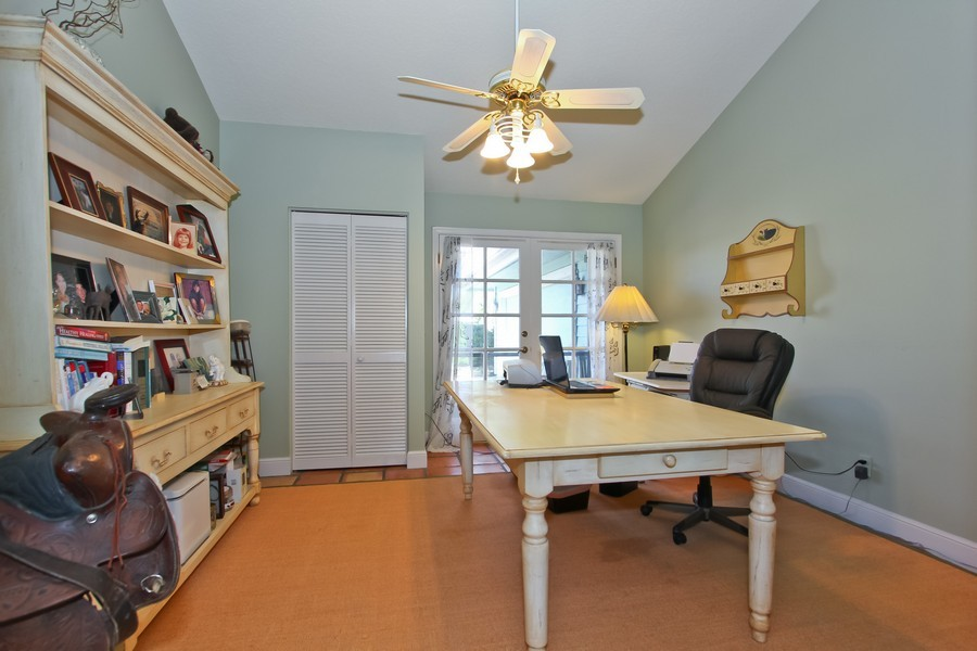 Real Estate Photography - 108 Olympus Way, Jupiter, FL, 33477 - Office