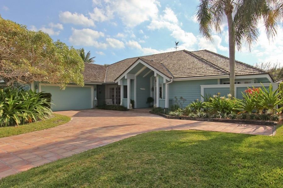 Real Estate Photography - 108 Olympus Way, Jupiter, FL, 33477 - Front View