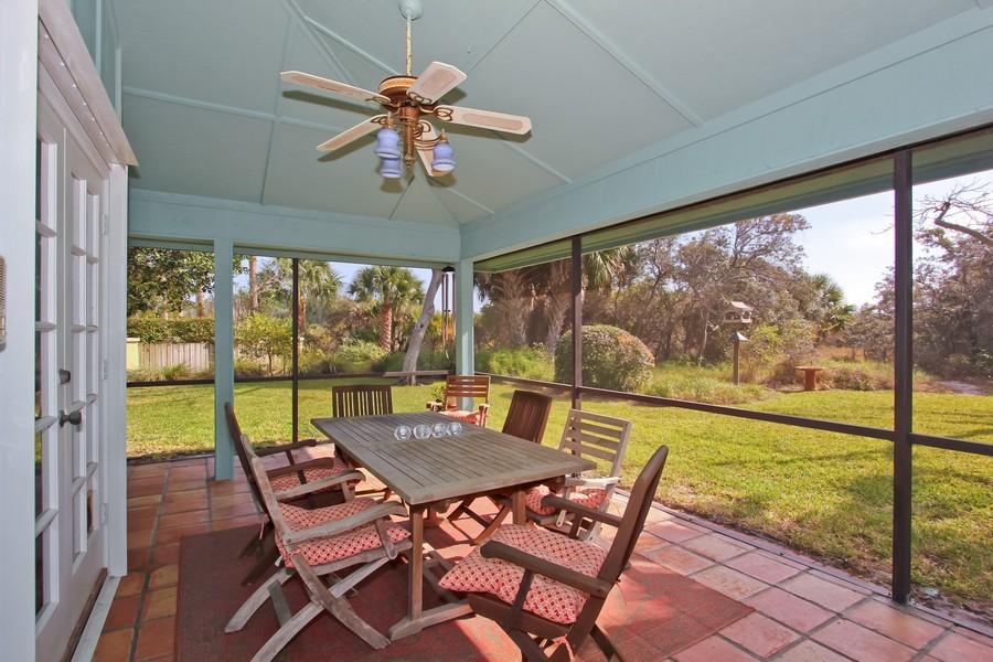 Real Estate Photography - 108 Olympus Way, Jupiter, FL, 33477 - Patio
