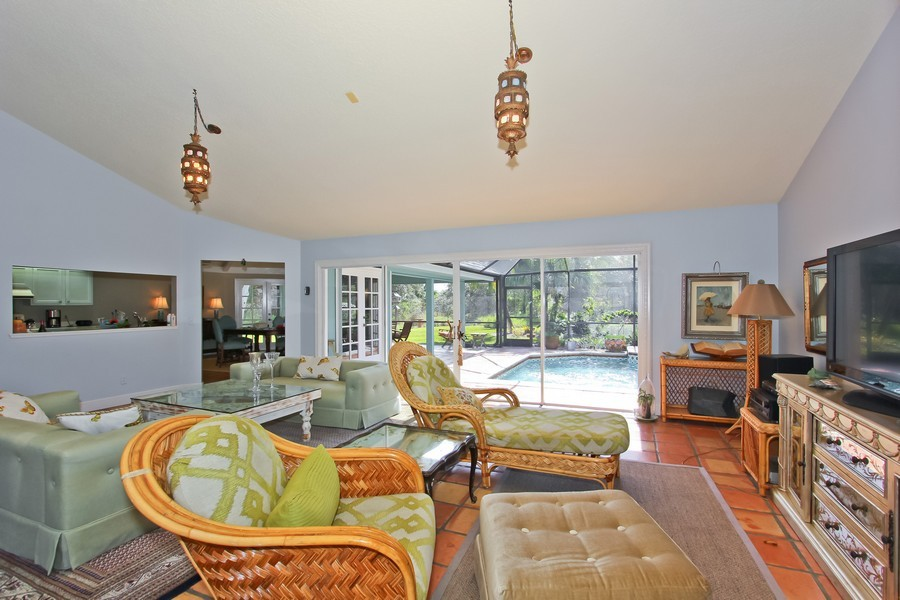 Real Estate Photography - 108 Olympus Way, Jupiter, FL, 33477 - Living Room / Dining Room