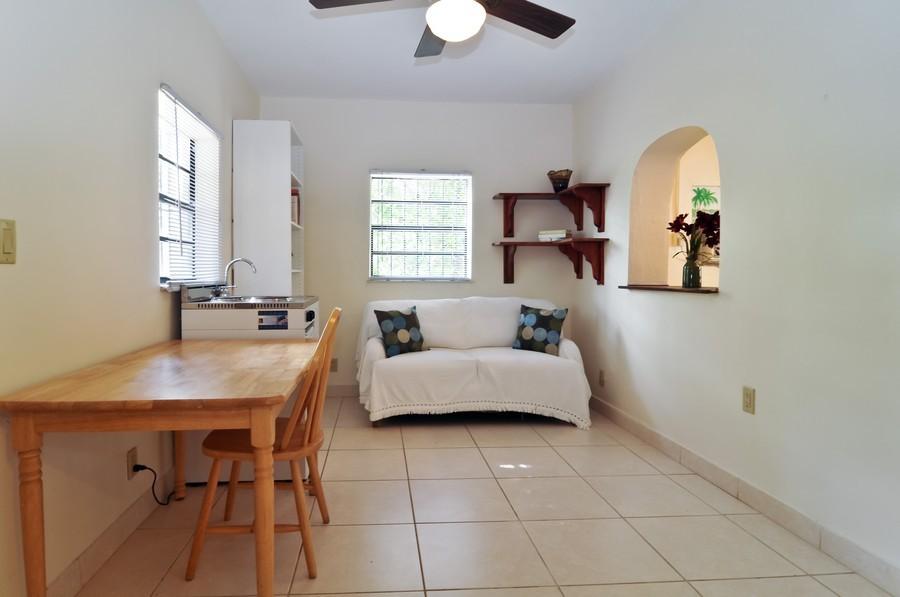 Real Estate Photography - 4174 Alton Rd, Miami Beach, FL, 33140 - Guest Room 2
