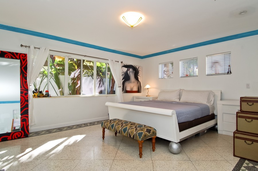 Real Estate Photography - 5777 Pinetree Drive, Miami Beach, FL, 33140 - Master Bedroom