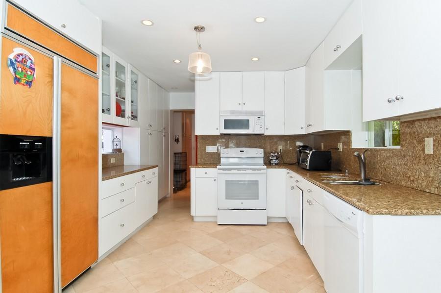 Real Estate Photography - 5777 Pinetree Drive, Miami Beach, FL, 33140 - Kitchen