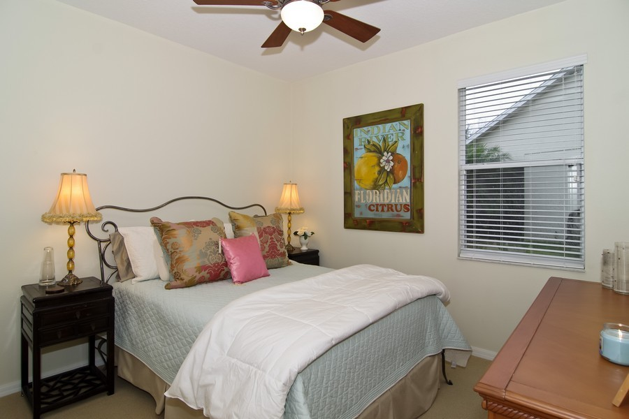 Real Estate Photography - 13160 Sunkiss Loop, Windermere, FL, 34786 - Guest Bedroom