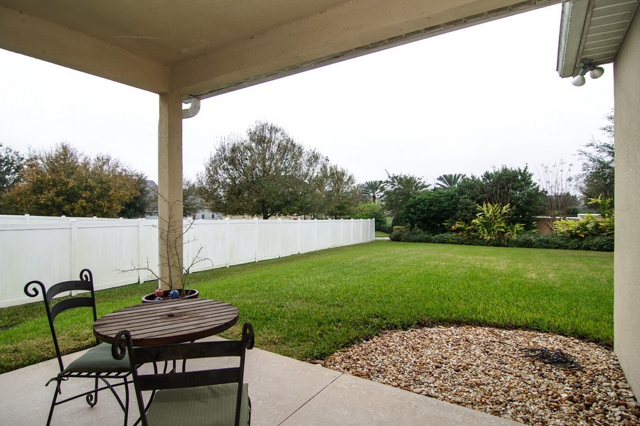 Real Estate Photography - 13160 Sunkiss Loop, Windermere, FL, 34786 - Back Yard