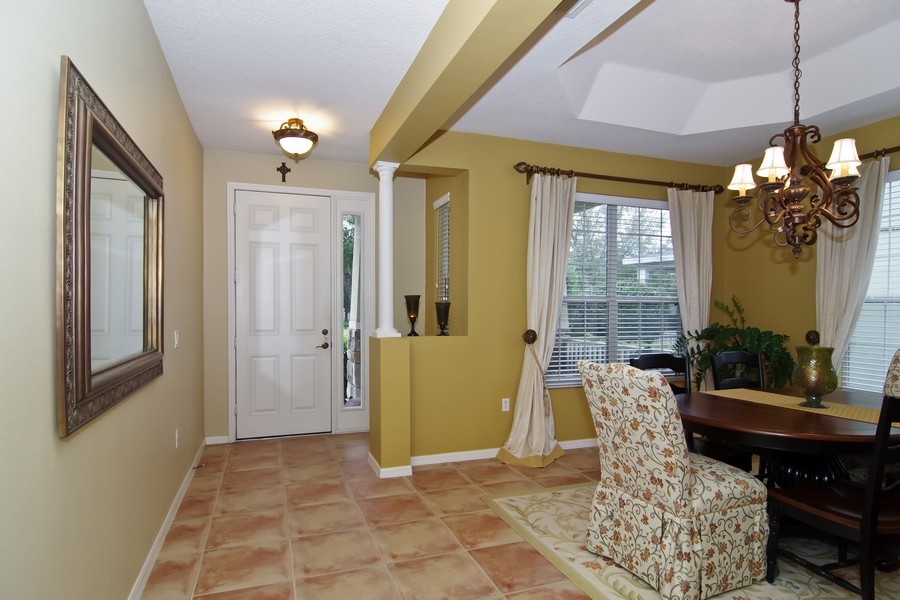 Real Estate Photography - 13160 Sunkiss Loop, Windermere, FL, 34786 - Foyer