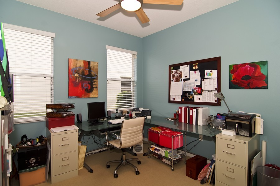 Real Estate Photography - 13160 Sunkiss Loop, Windermere, FL, 34786 - Office