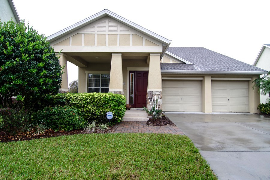 Real Estate Photography - 13160 Sunkiss Loop, Windermere, FL, 34786 - Front View
