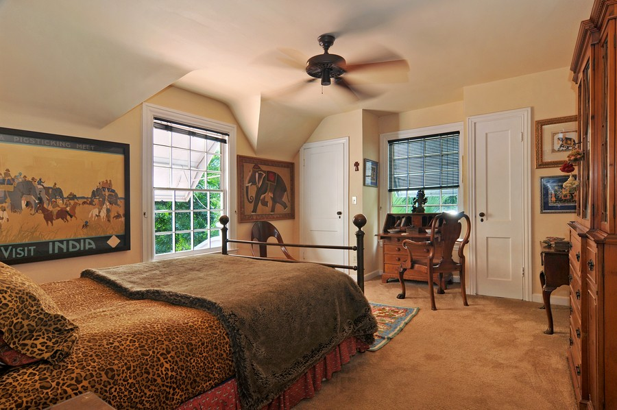 Real Estate Photography - 6705 San Vicente Street, Coral Gables, FL, 33146 - 2nd Bedroom