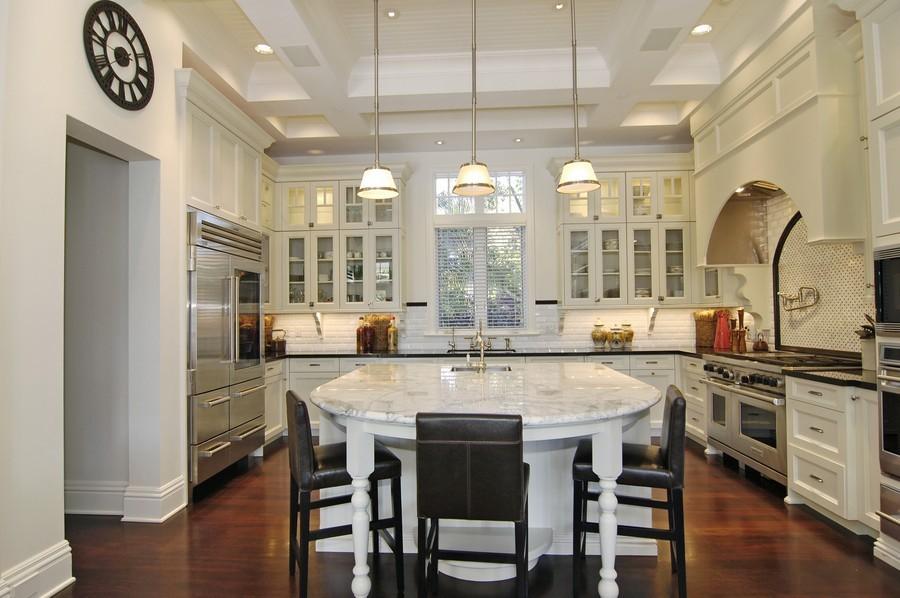 Real Estate Photography - 135 Spanish Trail, Boca Raton, FL, 33432 - Kitchen