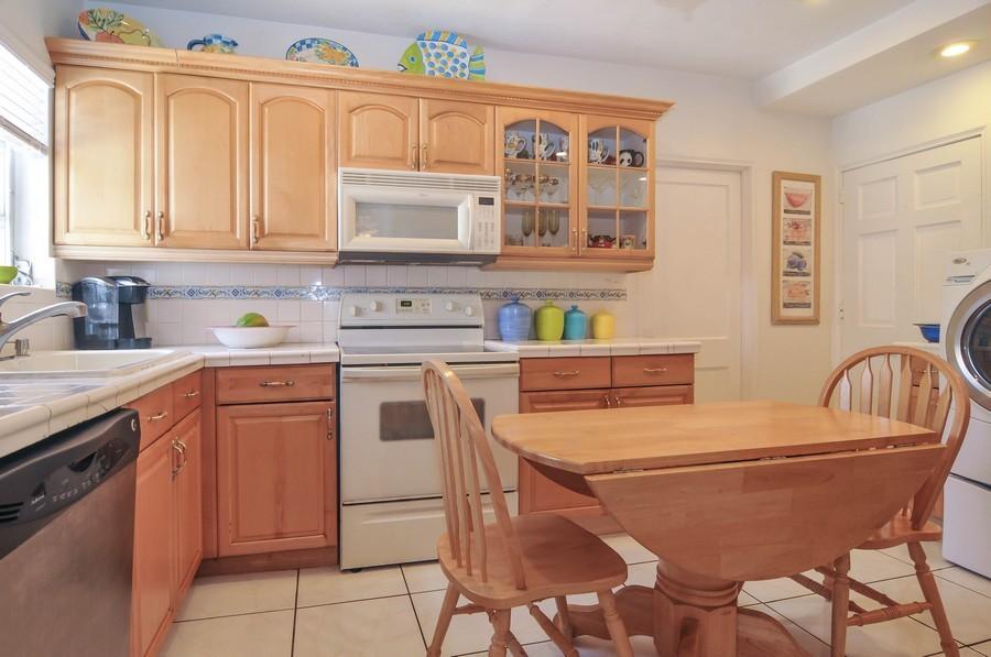 Real Estate Photography - 750 W 50th St, Miami Beach, FL, 33140 - Kitchen
