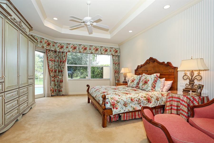Real Estate Photography - 16313 Braeburn Ridge Trl, Delray Beach, FL, 33446 - Master Bedroom