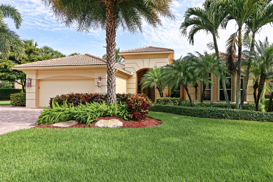 Real Estate Photography - 16313 Braeburn Ridge Trl, Delray Beach, FL, 33446 - Front View