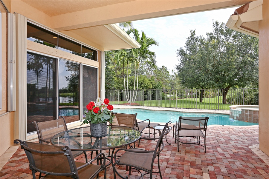 Real Estate Photography - 16313 Braeburn Ridge Trl, Delray Beach, FL, 33446 - Loggia