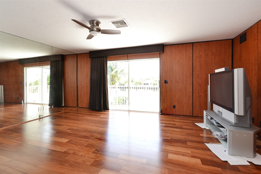 Real Estate Photography - 290 SE 28th Ave, Pompano Beach, FL, 33062 - Master Bedroom