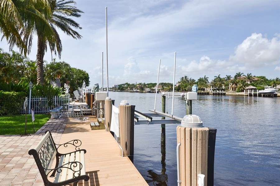 Real Estate Photography - 211 S Riverside Dr, Pompano Beach, FL, 33062 - Intracoastal View
