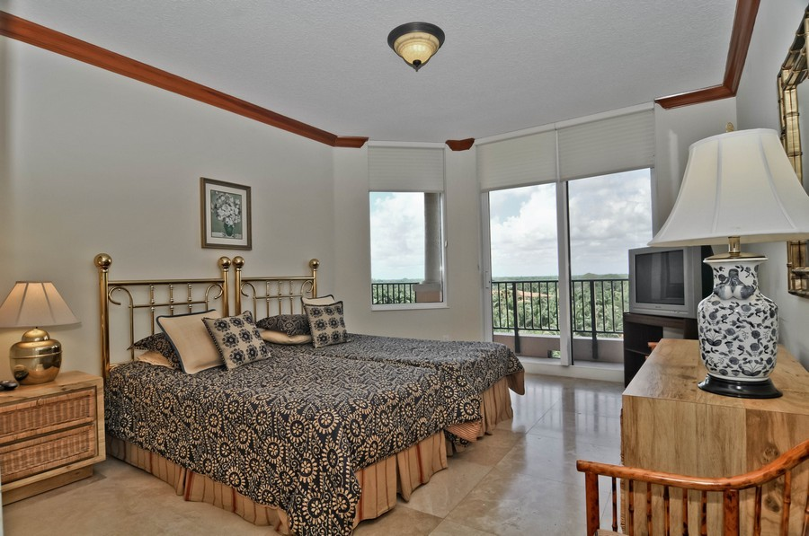 Real Estate Photography - 13627 Dearing Bay Dr, Unit 701, Coral Gables, FL, 33158 - 3rd Bedroom