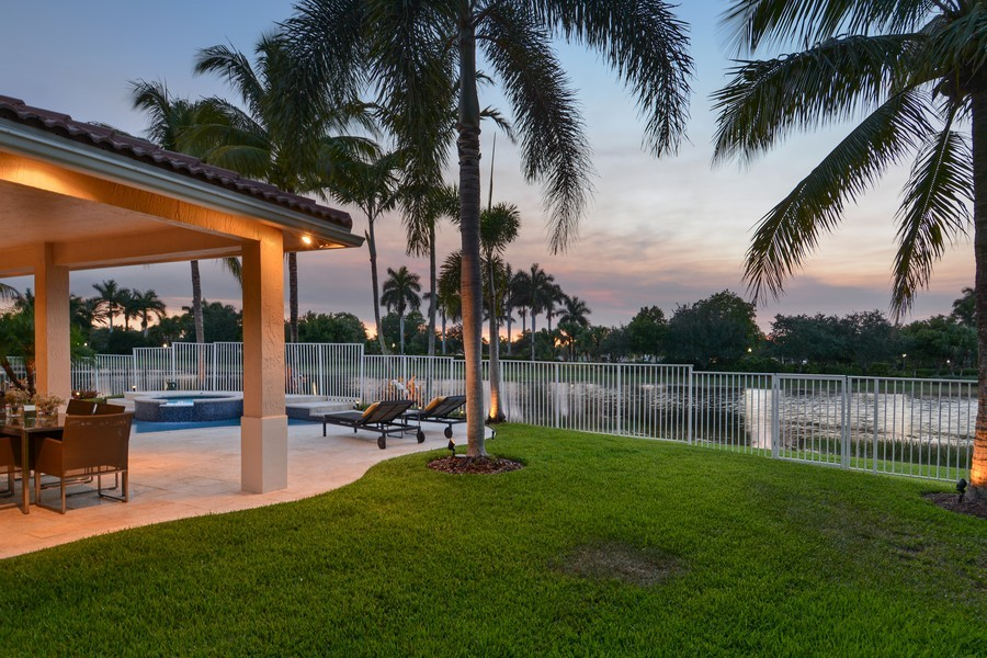 Real Estate Photography - 1289 Leeward Way, Weston, FL, 33327 - Location 1