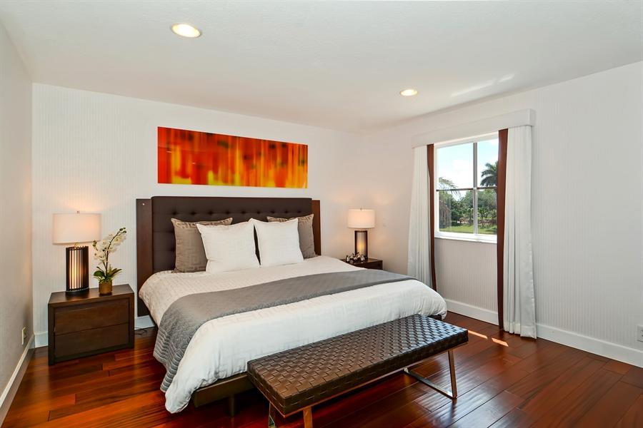 Real Estate Photography - 1289 Leeward Way, Weston, FL, 33327 - Master Bedroom