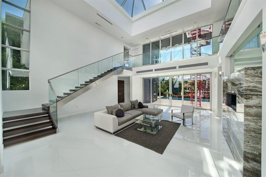 Real Estate Photography - 300 Royal Plaza Dr, Fort Lauderdale, FL, 33301 - Living Room