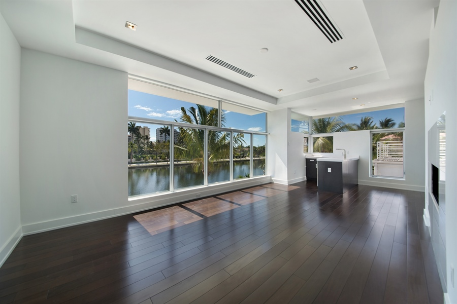 Real Estate Photography - 300 Royal Plaza Dr, Fort Lauderdale, FL, 33301 - Master Bedroom
