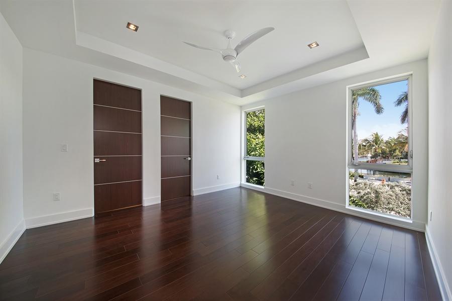 Real Estate Photography - 300 Royal Plaza Dr, Fort Lauderdale, FL, 33301 - 2nd Bedroom