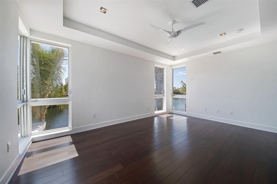 Real Estate Photography - 300 Royal Plaza Dr, Fort Lauderdale, FL, 33301 - 3rd Bedroom